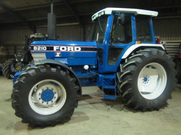 ford 8210 iii 1990 5 762 hrs parris tractors ltd