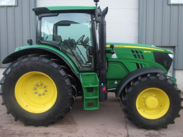 John Deere 950 Tractor Seat : John deere r hrs parris tractors ltd