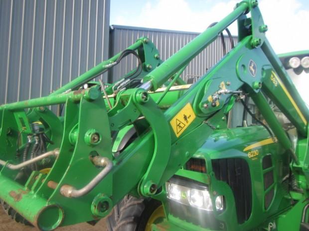 John Deere 420 Hydrostatic Transmission : John deere  hrs parris tractors ltd
