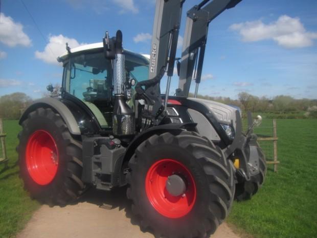 fendt 720 profi plus 03 2013 275 hrs parris tractors ltd