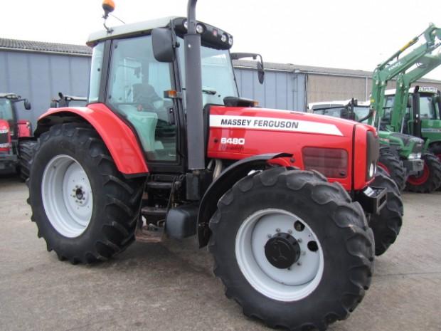 Transmission For Sale >> Massey Ferguson 6480, 2005, 5,605 hrs | Parris Tractors Ltd