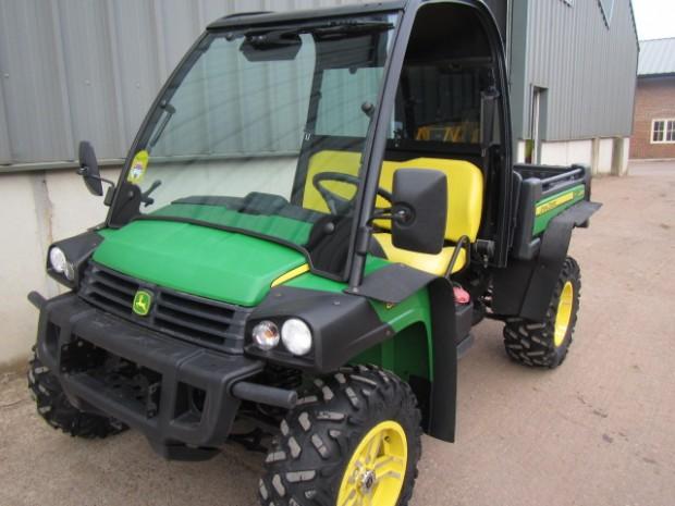 John Deere 870 Tractor Seat : John deere d uxv gator hrs parris
