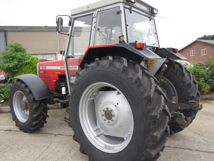 Massey Ferguson 399, 1996, 3,205 hrs | Parris Tractors Ltd