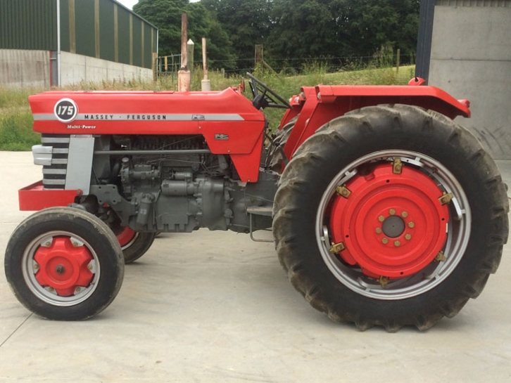massey ferguson ltd The ferguson te20 is an agricultural tractor designed by harry fergusonby far his most successful design, it was manufactured from 1946 until 1956, and was commonly known as the little grey fergie.