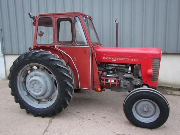 1964 Massey Ferguson 65 : Massey ferguson  hrs parris tractors ltd