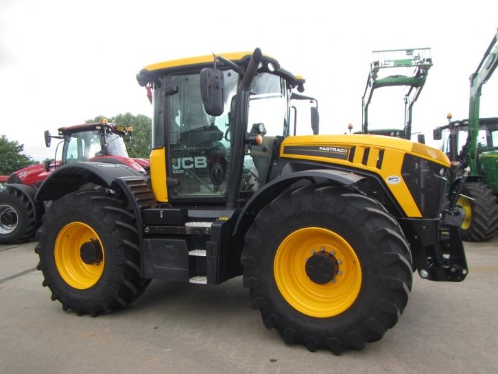 Jcb Fastrac Transmission : Jcb fastrac hrs parris tractors ltd