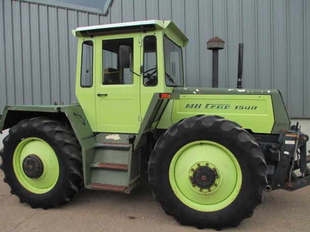 mercedes mb trac 1500 1987 4 178 hrs parris tractors ltd. Black Bedroom Furniture Sets. Home Design Ideas