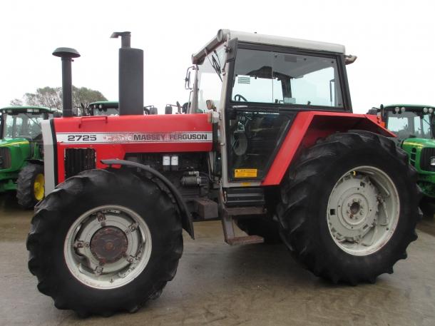 Farm Tractor Electronics : Massey ferguson electronic  hrs