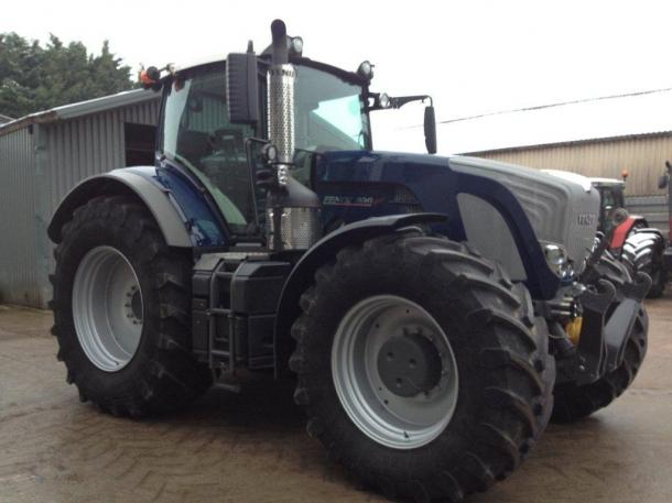 fendt 939 profi plus 04 2011 2 212 hrs parris tractors ltd
