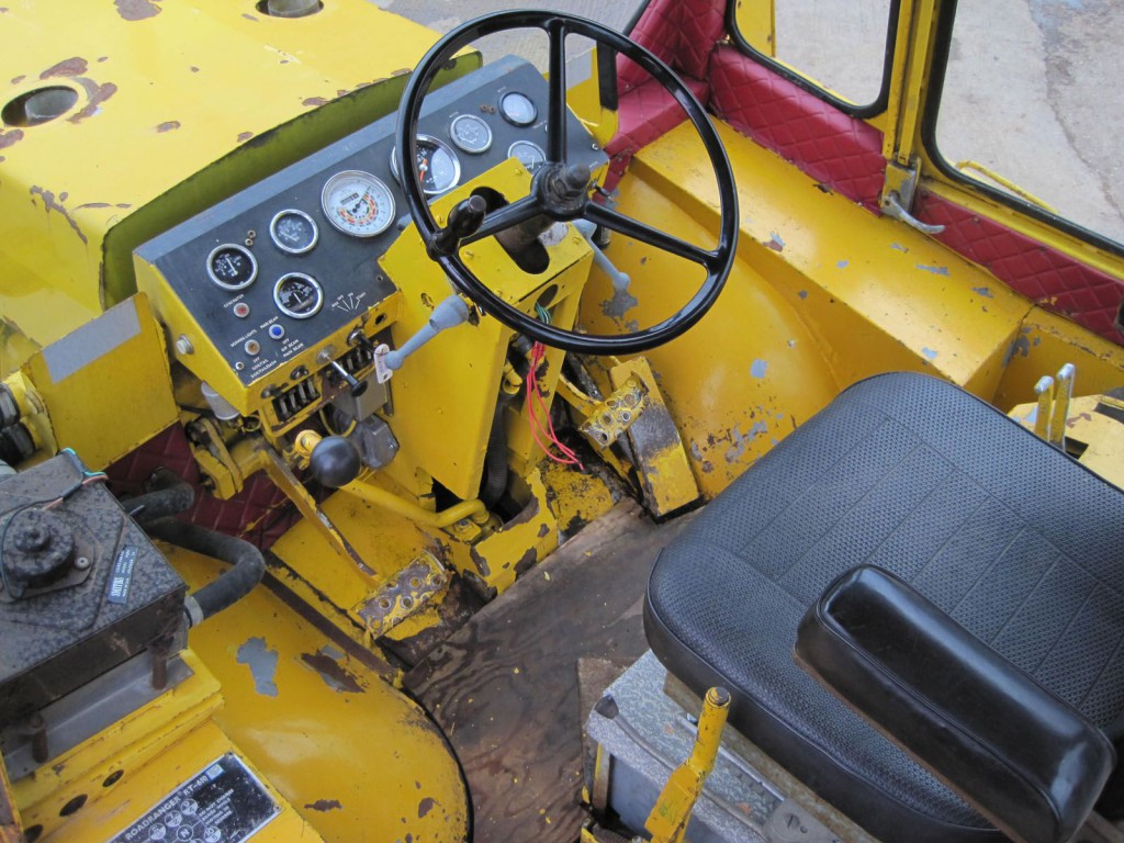 Muir Hill 161, 1973, 1,120 hrs | Parris Tractors Ltd