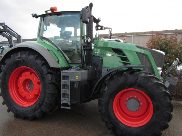 Transmission For Sale >> Fendt 828 Profi-Plus, 2012, 880 hrs | Parris Tractors Ltd